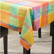 Garnier-Thiebaut - Mille Wax Creole Tablecloth 175x350cm
