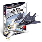 Cubicfun - F-117 Nighthawk & F/A-18 Hornet 3D Puzzle