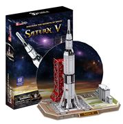 Cubicfun - Saturn V Rocket