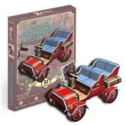 Cubicfun - Antique Automobile 3 3D Puzzle