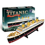 Cubicfun - Titanic 3D Puzzle