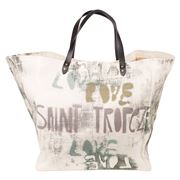 Tampico - Love Grand Panier St Tropez Extra Large Tote