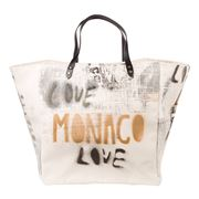 Tampico - Love Grand Panier Monaco Extra Large Tote