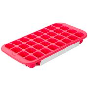 Lekue - Industrial Red Ice Cube Tray