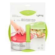 Lekue - Multifunction Suction Lid 21cm