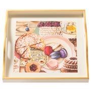 Whitelaw & Newton - Cake Factory On Cream Small Tray