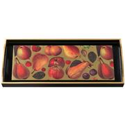 Whitelaw & Newton - Fruit On Black Sandwich Tray