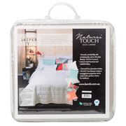 Bambi - Natures Touch Jasper Coverlet Silver Queen