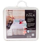 Bambi - Natures Touch King Jasper White Coverlet