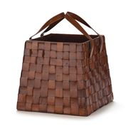 Rossini Leather - Magazine Basket