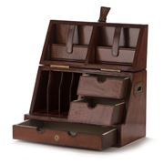 Rossini Leather - Stationery Box