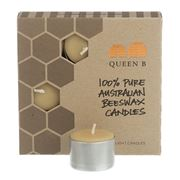 Queen B - Tealight Candle 8-9 Hour Set 9pce