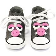 Doiy - Kids' Wild Shoes Pig Accessories