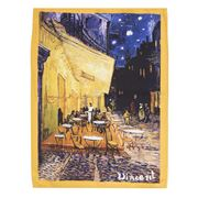 L'Ensoleillade - Cafe Le Soir Van Gogh Tea Towel