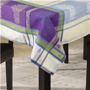 L'Ensoleillade - Lavender Tablecloth Coated 200x160cm