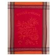 L'Ensoleillade - Olive Rouge Tea Towel