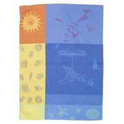 L'Ensoleillade - Dolce Vita Multicolour Tea Towel
