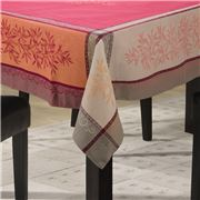 L'Ensoleillade - Olive Coated Tablecloth 160x160cm