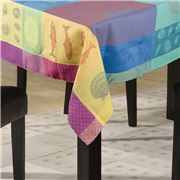 L'Ensoleillade - Dolce Vita Coated Tablecloth 180x180cm