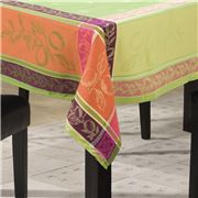 L'Ensoleillade - Citronnier Coated Tablecloth 160x160cm