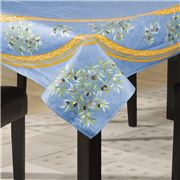 L'Ensoleillade - Clos des Oliviers Blue Tablecloth