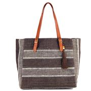 Condura - Abi Brown Tote Bag