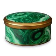 L'objet - Malachite Round Box