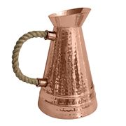 OneWorld - Hammered Copper Jug