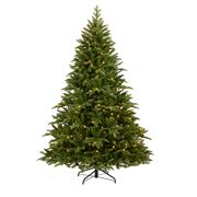 Peter's - Premium Christmas Tree 1.85m with LED Lighting