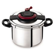 Tefal - Clipso Plus Pressure Cooker 10L
