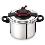 Tefal - Clipso Plus Pressure Cooker 10L
