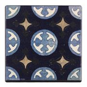 Thirstystone - World Indigo 3 Tiles Coaster
