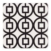 Thirstystone - Circle Lattice Coaster
