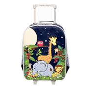 Bobble Art - Jungle Wheelie Travel Bag