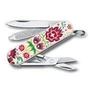 Victorinox - Limited Classic Happy Folks Swiss Army Knife
