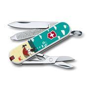 Victorinox - Limited Classic Dream Big Swiss Army Knife