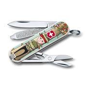 Victorinox - Limited Classic Willhem Tell Swiss Army Knife