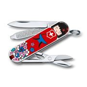 Victorinox - Limited Classic Kokeshi Swiss Army Knife