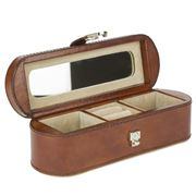Rossini Leather - Leather Travel Jewellery Box