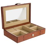 Rossini Leather - Leather Jewellery Box