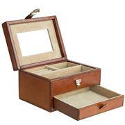 Rossini Leather - Leather Jewellery Box
