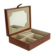 Rossini Leather - Jewellery Box