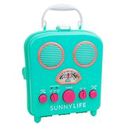 SunnyLife - Beach Sounds Turquoise Case