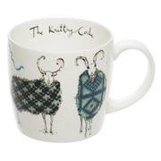 Hudson & Middleton - Anna Wright The Knitting Circle Mug