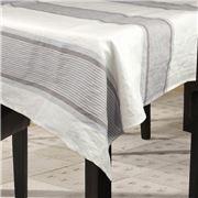 TRP Charvet - Nappe Alizee Noisette Tablecloth 170 x 275cm