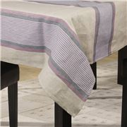 TRP Charvet - Nappe Alizee Figue Tablecloth 170 x 275cm