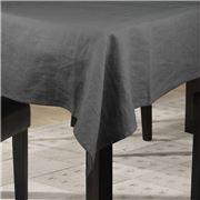 TRP Charvet - Nappe Initiale Ardoise Tablecloth 175 x 320cm