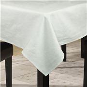 TRP Charvet - Nappe Initiale Blanc Tablecloth 175 x 280cm
