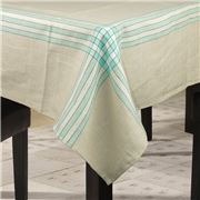 TRP Charvet - Nappe Lunch Jade Tablecloth 175 x 280cm