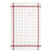 TRP Charvet - Torchon Bistrot Tea Towel Red